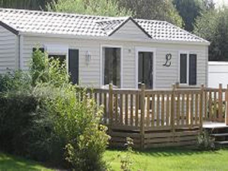 Rental - Cottage Prilivège - Camping Sites et Paysages LE VAL D'AUTHIE