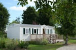 Rental - Cottage 3 Season - Camping Sites et Paysages LE VAL D'AUTHIE