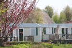 Rental - Cottage Rivièra - Camping Sites et Paysages LE VAL D'AUTHIE