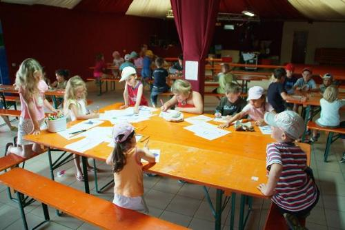 Animaciones Camping Sites et Paysages LE VAL D'AUTHIE - Villers Sur Authie