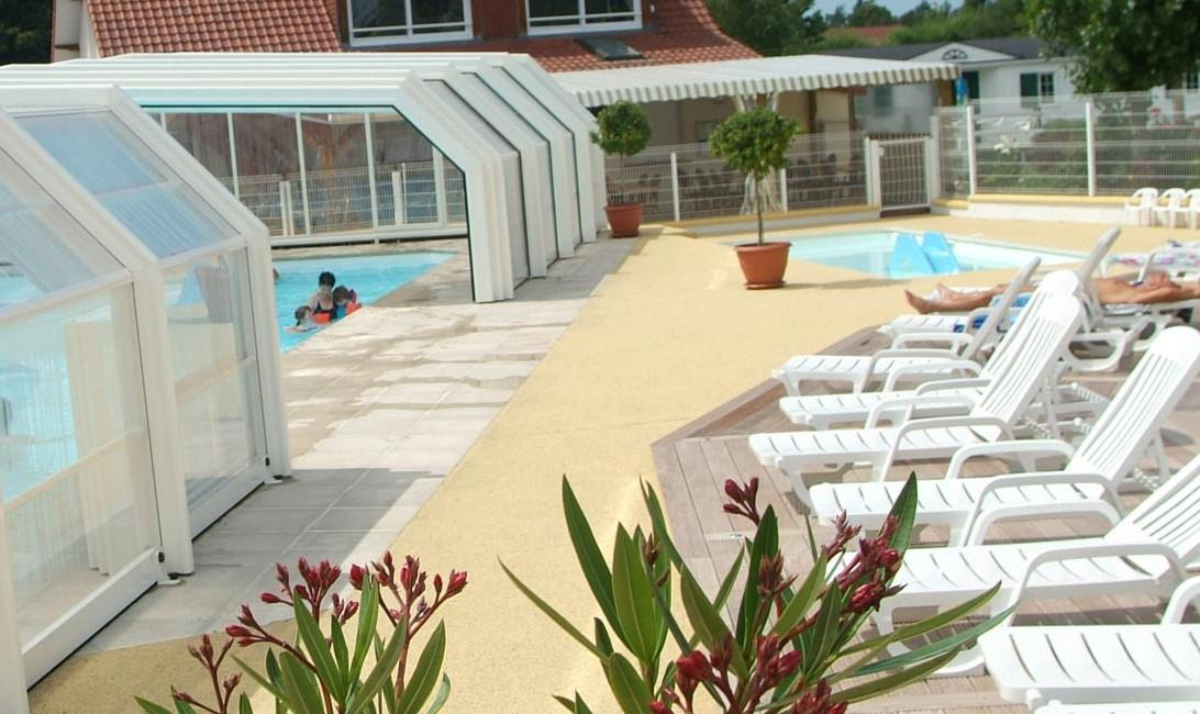 Struttura Camping Sites et Paysages LE VAL D'AUTHIE - Villers Sur Authie