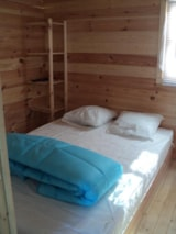 Rental - Chalet Cahors without toilet blocks 23 m2 cold water - Camping Bellevue