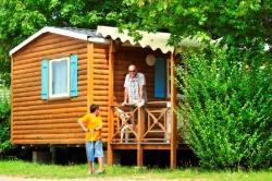 Location - Mobil-Home Habana - Capfun - Domaine Le Grand Lierne