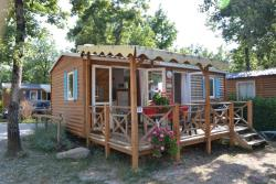 Location - Mobil-Home Sun Top Presta - Capfun - Domaine Le Grand Lierne
