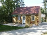 Rental - Chalet 45 m² - located at 500m from the campsite - Camping La Grande Tortue