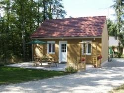 Chalet 45 m² - located at 500m from the campsite