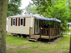 Mobilhome Super Astria 16M² - 1 Bedroom, Tv