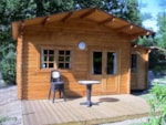 Mietunterkünfte - Bungalows 20m² 1 bedroom - without sanitary - Camping La Grande Tortue
