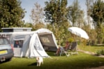 Pitch - Pitch without electricity - Camping La Grande Tortue