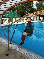 Wheelchair friendly Camping La Grande Tortue - Cande Sur Beuvron
