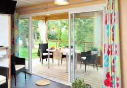 Chalet Fabre 48 M² - 2 Bedrooms / Half-Covered Terrace 12.4 M²