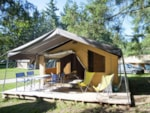 Rental - Sweet + Wood&Canvas tent - Huttopia Gorges du Verdon