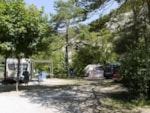 Standpladser - Camping pitch with electricity - Huttopia Gorges du Verdon