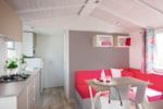 Huuraccommodaties - Ciela Classic Espace - 26m² - 2 slaapkamers - Camping International