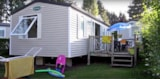 Rental - Mobile home Comfort 2 bdrs Saturday 31 m² - Camping Les Genêts