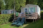 Rental - SPECIAL DUO 16m² (1 bedroom) - Camping Lac de Panthier