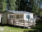 Rental - COTTAGE CONFORT 26-30m² (2 bedrooms) - Camping Lac de Panthier