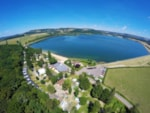 Establishment Camping Lac de Panthier - Vandenesse en Auxois