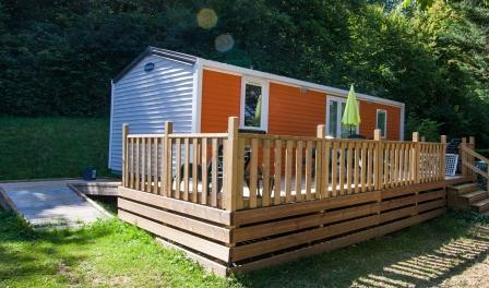 Wheelchair friendly Camping Lac de Panthier - Vandenesse en Auxois