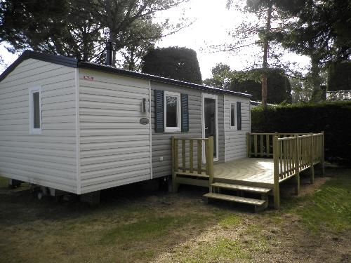 Rental - Mobil Home Evolution 27m² - La Yole