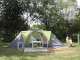 Pitch - Pitch Tent Or Trailer Tent (Water, Electricity, 2 People And 1 Vehicle) - La Yole