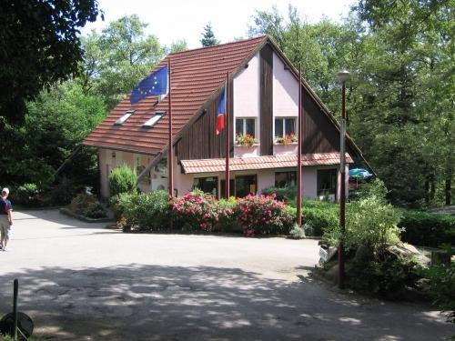 Camping Huttopia de Wattwiller, Wattwiller, Haut-Rhin