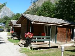 Location - Chalet Alizée - 30M² - 2 Chambres - Le Champ du Moulin