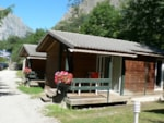 Rental - Chalet Alizée - 30m² - 2 bedrooms - Le Champ du Moulin