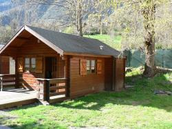 Accommodation - Chalet Janvier - 20M² - 1 Bedroom - Le Champ du Moulin