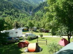 Pitch - Pitch + Tent , Caravan Or Camping-Car - Le Champ du Moulin