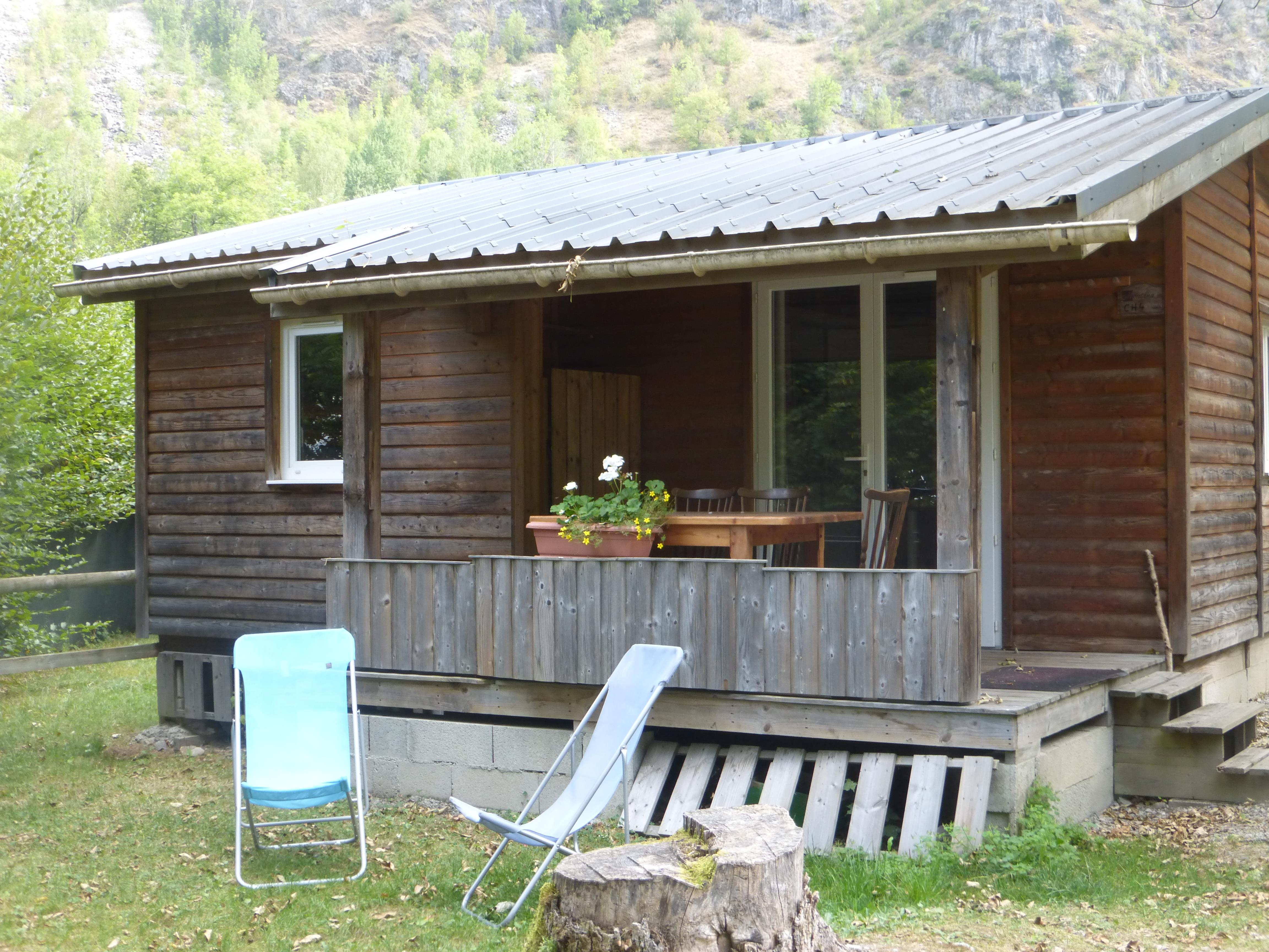 Chalet Marmotte - 30m² - 2 chambres