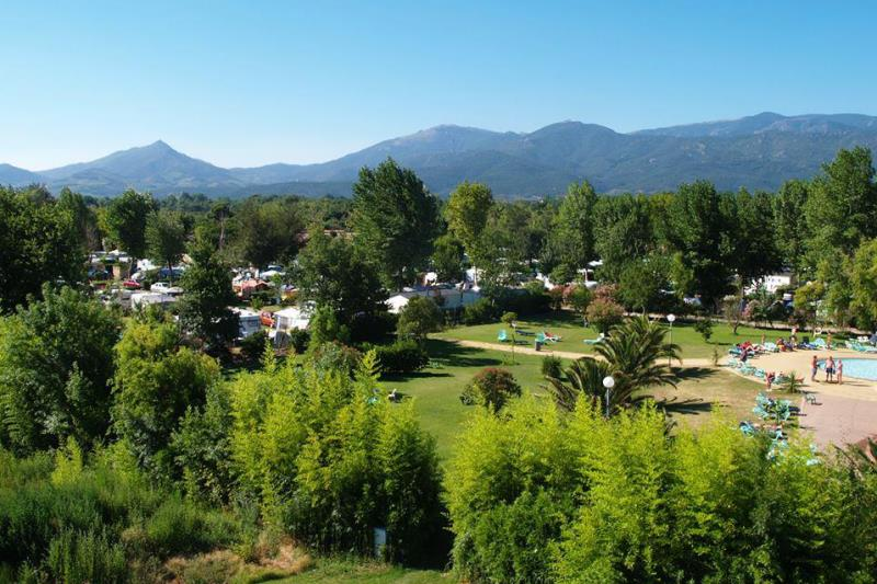 Camping Les Marsouins