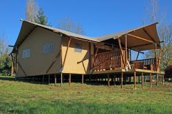 Rental - Luxury Lodge - Centre de Vacances Naturiste le Colombier