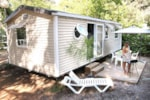 Rental - Mobile Home Standard (3 bedrooms) - Camping Taxo les Pins