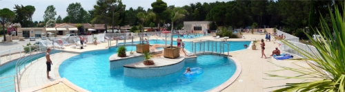 Bathing Camping Taxo les Pins - ARGELES SUR MER