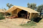 Huuraccommodaties - Tent LODGE - Capfun – Domaine La Grande Cosse