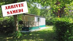 Rental - Mobil-home OPHEA2 -2 rooms (from Saturday to Saturday) - Le Moulin de David