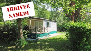 Mobil-Home Ophea2 -2 Rooms (From Saturday To Saturday)
