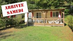 Rental - Mobil-Home PRIVILEGE  2 rooms (from Saturday to Saturday) - Le Moulin de David
