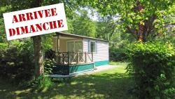 Mobil-Home OPHEA2 - 2 rooms (from Sunday to Sunday)