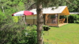 Rental - 30 sqm VICTORIA lodge - Luxury fittings  (From Sunday to Sunday) - Le Moulin de David