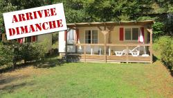 Rental - Mobil-Home PRIVILEGE 2 rooms (from Sunday to Sunday) - Le Moulin de David