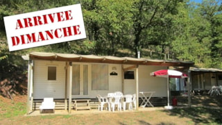 Mobil-Home COTTAGE 24m² 2 rooms (from Sunday to Sunday)
