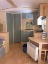 Rental - Mobil-Home COTTAGE 24m² 2 rooms (from Sunday to Sunday) - Le Moulin de David
