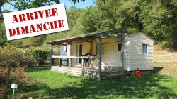 Mobil-Home CLASSIC 26m² 2 rooms (from Sunday to Sunday)