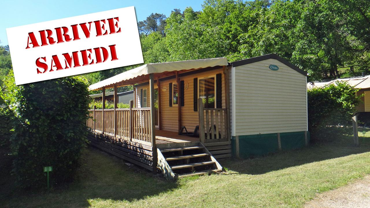 Mobil-home OPHEA3 - 3 rooms (from Saturday to Saturday)