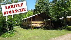 Rental - NIAGARA Lodge 40sq with bathroom (Sunday to Sunday) - Le Moulin de David