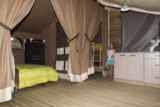 Rental - 40sq Lodge NIAGARA with Bathroom (Saturday to Saturday) - Le Moulin de David