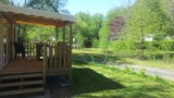 Rental - Mobil Home EVOLUTION 31 - 3 rooms (from Sunday to Sundday) - Le Moulin de David