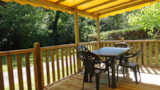 Rental - Mobil-Home SENCILO - 2 rooms (from Sunday to Sunday) - Le Moulin de David